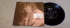 "MARC BOLAN JASPER C. DEBUSSY 1st Track Records PS UK 7"" MAXI 45 1972 Glam Rock"