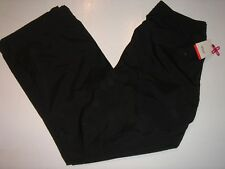 US$80 ROHNISCH (Sweden) Relaxed +S Size.Women Ladies Sport Pants - Black NWT