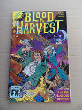 Blood is the Harvest 3 .  Eclipse 1992 -  FN / VF
