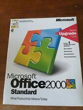 Microsoft Office 2000 actualización estándar con Smart Suite Millenium