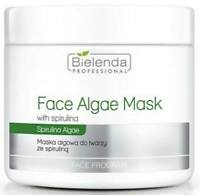 BIELENDA PROFESSIONAL Face Algae Mask with Spirulina for Grey Complexion 190g