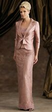 Free wedding dress bridesmaid honor Jacket Mother of the Bride Dresses