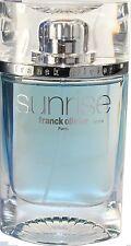 SUNRISE TSTER BY FRANCK OLIVIER TSTER 2.5 OZ EDT SPRAY FOR MEN NEW IN TSTER BOX