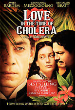 Love in the Time of Cholera (DVD, 2008)