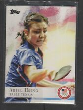 ARIEL HSING - 2012 OLYMPICS TABLE TENNIS - TOPPS #75