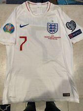 Jadon Sancho England National Team Football/Soccer Jersey Size Medium