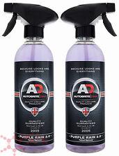 Autobrite Direct Purple Rain 2.0 1L ~ Iron Decontamination Fallout Remover