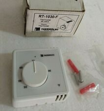 THERMOLEC RT-1030-C THERMOSTAT, 1 ROOM TEMPERATURE CONTROL