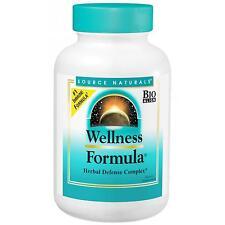 Source Naturals Wellness Formula - 240 Capsules - Herbal Defence Complex