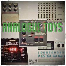 Analogue Toys I [1642 Beats] AmDek, Boss, Jomox, SoundMaster, Vermona, DRUMS