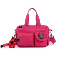 Hot Women Nylon Purse Satchel Handbag Messenger Shoulder Bag Crossbody Tote