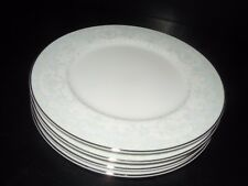 Sango ~ Waldwick ~ 3824 ~ Salad Plated ~ set of 8 ~ Discontinued 1989