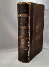 Roughing It Mark Twain 1st Edition Morocco Binding state identifiers shown