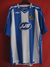 Maillot Wigan Athletic Football Club JJB Umbro England The Latics - XL