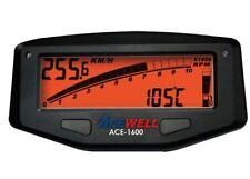 Acewell ACE-1600 digital speedometer RPM temperature NOT Trailtech Vapour Vapor
