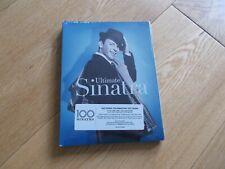 Ultimate Sinatra 4 CD Centennial Collection 0602547136961 Frank Sinatra