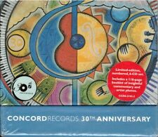 Concord Records 30th Anniversary [Box] by Various Artists (CD, Aug-2003, 6...