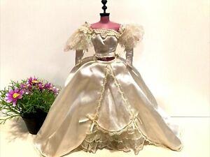 Barbie Wedding Gown ~ Fancy~ Vintage~ Fast Shipping! Beautiful 💐