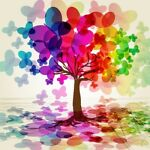 Butterflies Tree