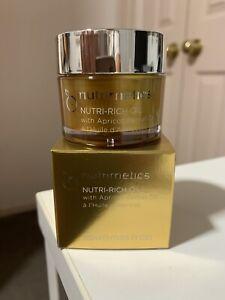 Nutrimetics Nutri Rich Oil - 25ml with Apricot Kernel Oil - Brand New