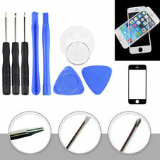 Front Part Lcd Glass Replacement  8 Tools Kit Repair Screen iPhone 4S/5S/6 tools