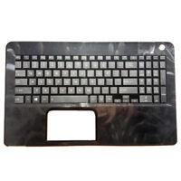 NEW FOR Toshiba Satellite L50-B L50D-B L50T-B L50DT-B palmrest cover US keyboard