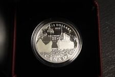 2012 $10 Fine silver coin R.M.S Titanic W/CAO and BOX Tax Exempt