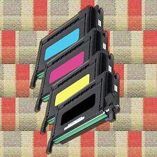 4PK For Samsung CLP660 CLP-660 CLP-C660B CLP-K660B CLP-M660B CLP-Y660B Toner Set