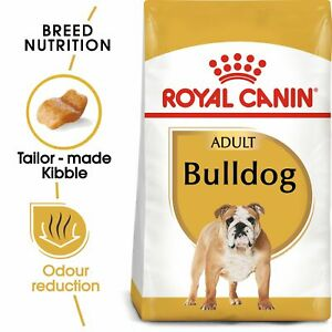 Royal Canin Adult Bulldog Dry Dog Food FREE NEXT DAY DELIVERY