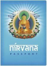 Nirvana Passport Notebook Brand New In Package