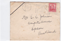 new zealand centennial exhibition 1938  stamps cover ref r16160