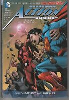 "Superman Action Comics Hardcover Volume 2 ""Bulletproof"" DC 2013 Grant Morrison"