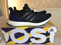 6461bc9fde66 Adidas UltraBoost Ultra Boost 1.0 OG Core Black and Navy   Purple uk ...
