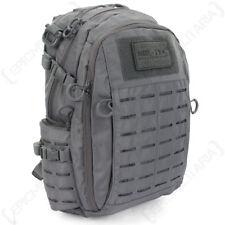 Hextac Urban Grey Rucksack - Military Army Backpack Bag Hiking Camping 25L New