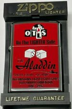 Vintage Zippo 1996 OTLS Aladdin Lighter | On The LIGHTER Side Club | NEW IN BOX