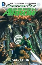 Green Arrow : Salvation by J. T. Krul and James Patrick, 2013 DC TPB, Brand New