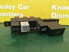 VOLKSWAGEN BEETLE MK2 RELAYS WITH RELAY UNIT 4B0 955 531A