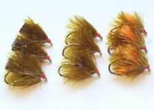 9 NEW RUTLAND GRAFHAM JELLY BLOBS n FABS  Trout Flies by Iain Barr Fly Fishing