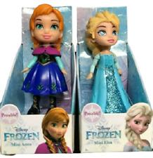 Frozen Mini Disney Princesses Anna & Elsa Poseable Toddler Dolls