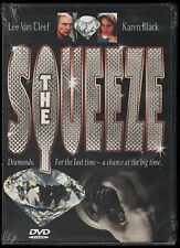 New listing The Squeeze Lee Van Cleef Crime Drama New Dvd