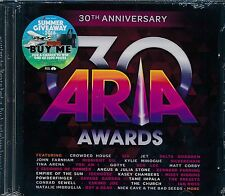 ARIA Awards 30th Anniversary 3-disc CD NEW Crowded House Kylie Jet Powderfinger