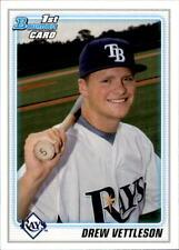 2010 Bowman Draft Drew Vettleson #BDPP59 Tampa Bay Rays