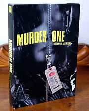 MURDER ONE, The Complete First Season - 6 DVD Set