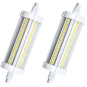 Bonlux R7s 118mm LED Bulb Cool White 6000K 20W,150W-200W R7s J118 Linear Halogen