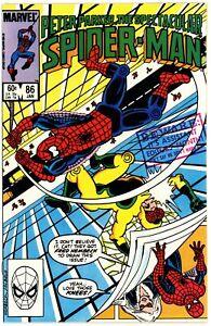 Spectacular Spider-Man (1976) #86 NM-