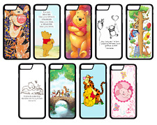 WINNIE THE POOH TIGGER PIGLET EEYORE Phone Case Cover iPhone Comp All Models (S1