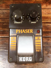 USED KORG PHASER PHS-1 RARE Effects Pedal Free Shipping From Japan  for sale