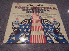 "Tony Mottola ""Superstar Guitar"" PROJECT 3 LP SHRINK."