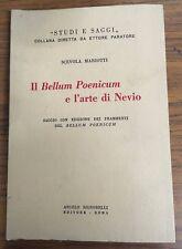 LC741_IL BELLUM POENICUM E L'ARTE DI NEVIO_SCEVOLA MARIOTTI_1970