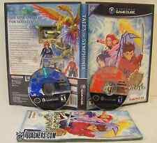 Tales of Symphonia (2004 Nintendo GameCube) COMPLETE! Fantasy RPG